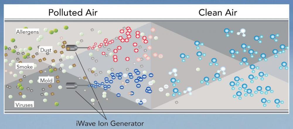 Pollutant Diagram