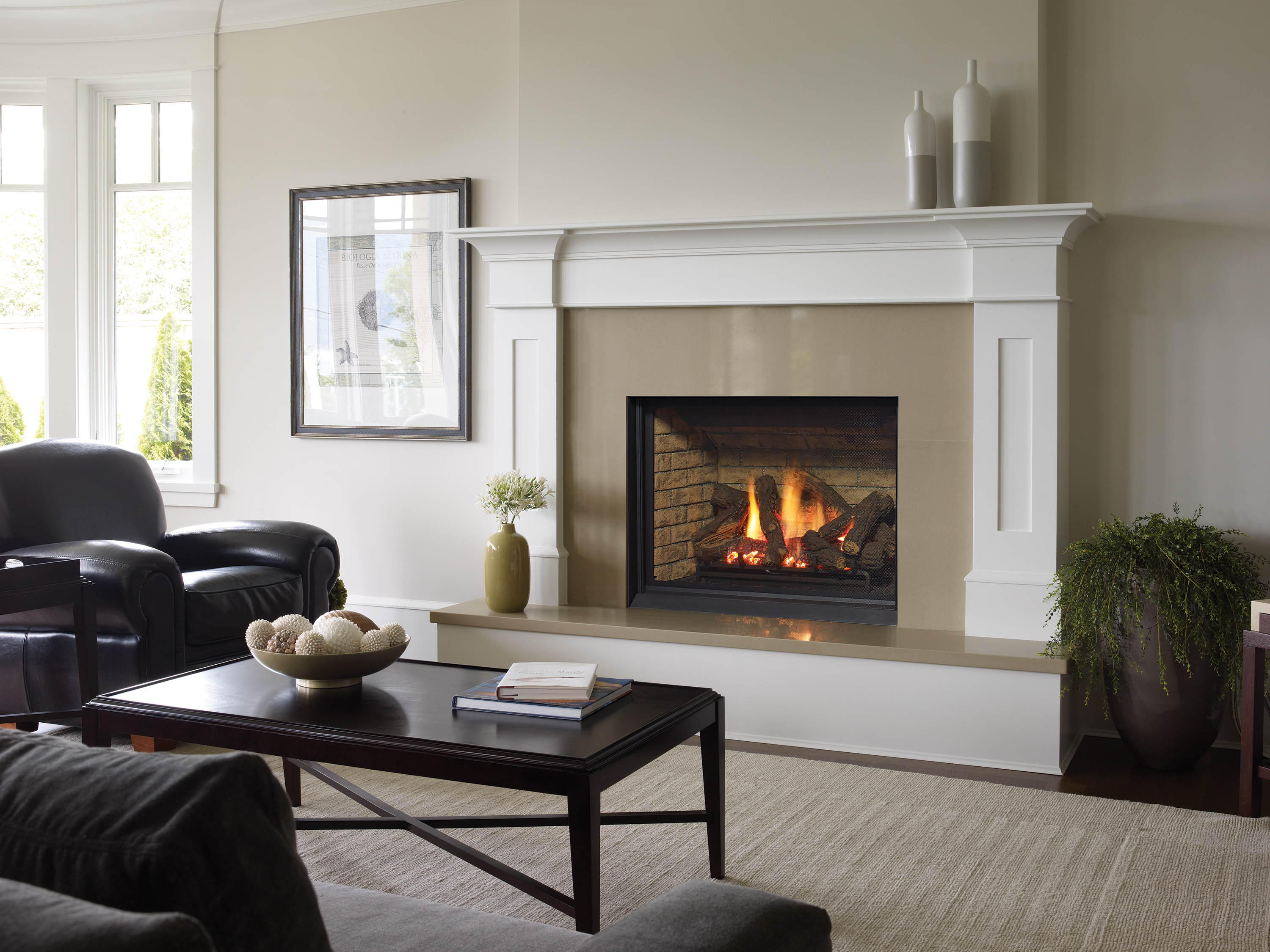 Learn more about Regency Direct Vent Fireplaces by clicking here!  Call Dutch (860-873-3876) for more information on installations!